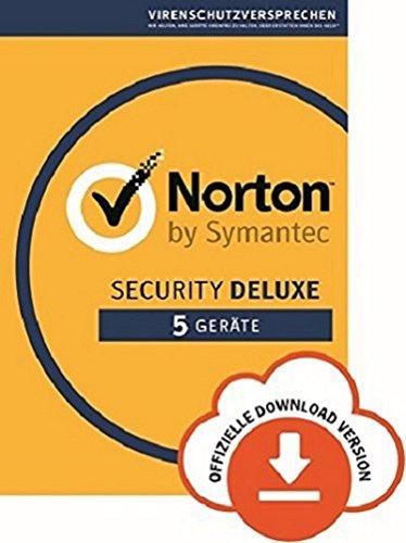Bester der welt Norton Security Deluxe |  5 Geräte |  PC / Mac / iOS / Android |  Amazon-Abonnement