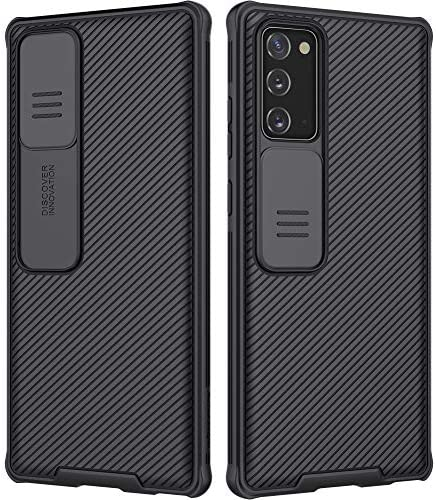 Nillkin Samsung Galaxy Note 20 Case CamShield Pro Slim Note 20 Protective Cover Case with Camera product image