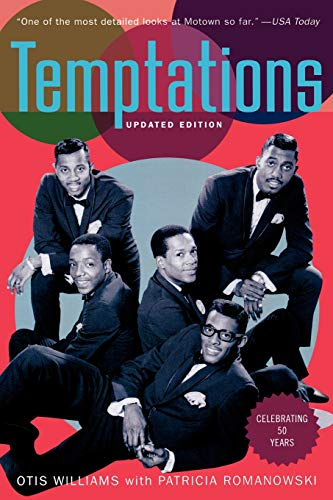 Book: Temptations, Updated by Otis Williams