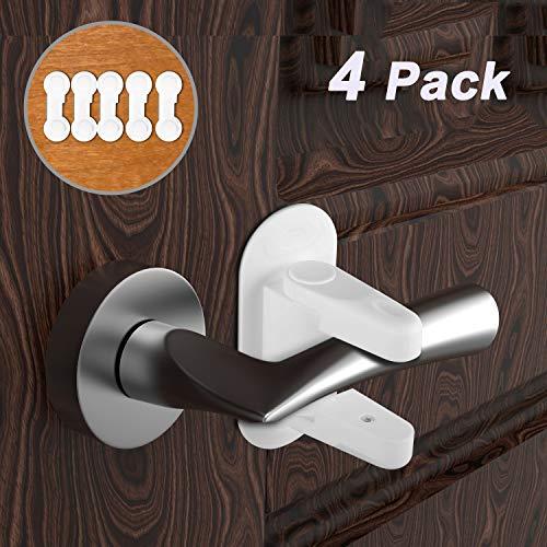 pequeño y compacto Cerradura de puerta para niños Sinoeem con manija para cerradura de puerta de seguridad para niños …