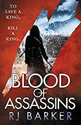 Cover of Blood of Assassins