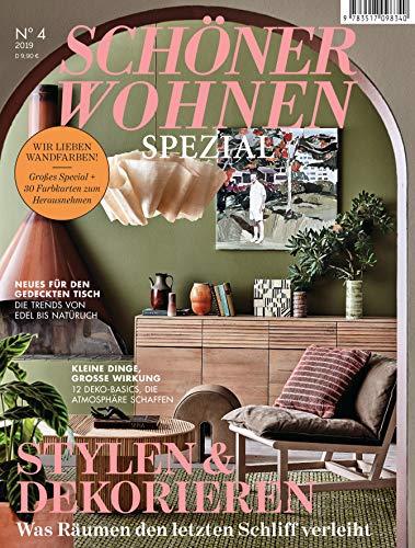 Schöner Wohnen Spezial Nr. 4/2019: Farbe & Deko