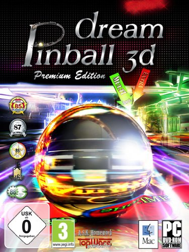 Dream Pinball 3D - Premium Edition [Edizione: Germania]