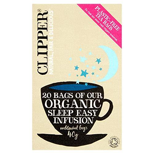 CLIPPER TEA - BIO - Sleep Easy Tee- 40g (20 ungebleichte Teebeutel)