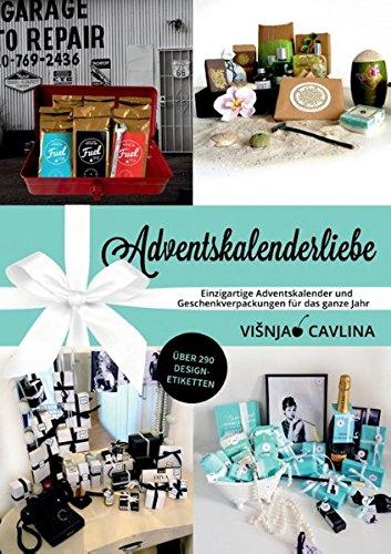 Adventskalenderliebe: Einzigartige Adventskalender und Geschenkverpackungen für das ganze Jahr