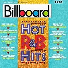 Billboard Hot R & B Hits 1981