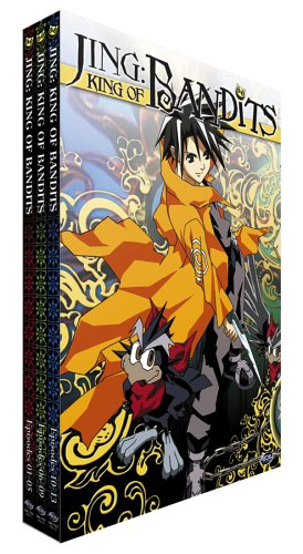 Jing - King of the Bandits - The Complete Collection