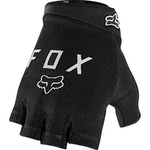 Fox Herren Ranger Gel Short Handschuhe, Black, L