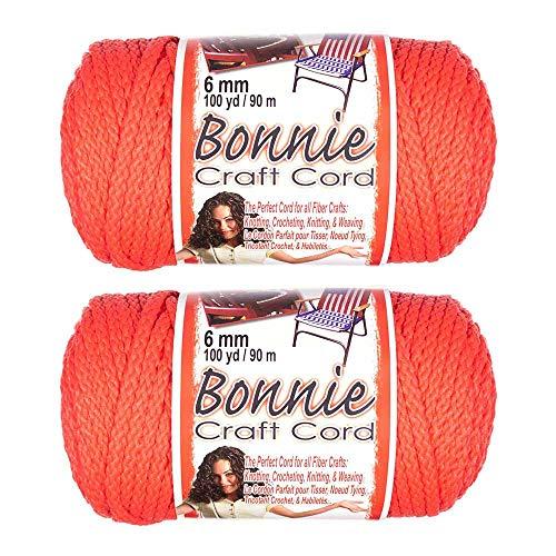 2 Pack 6mm Bonnie Cord