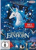 Das letzte Einhorn - Mit Stickerbeilage [DVD]