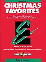 Essential Elements Christmas Favorites: Conductor Book with CD (Essential Elements Band Method)