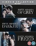 Blu-ray3 - Fifty Shades 1-3 Boxset (3 BLU-RAY)