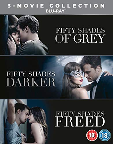 Blu-ray3 - Fifty Shades 1-3 Boxset (3 BLU-RAY)