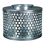 Industrial Plumbing Suction Strainers