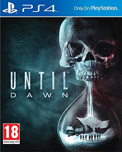 Until Dawn (Ps4) Spielbar im Deutsch