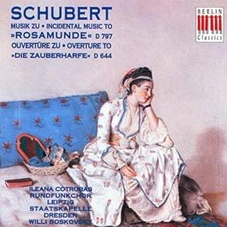 Schubert: Musik zu Rosamunde; Ouvert??re Die Zauberharfe by Schubert (1994-11-29)
