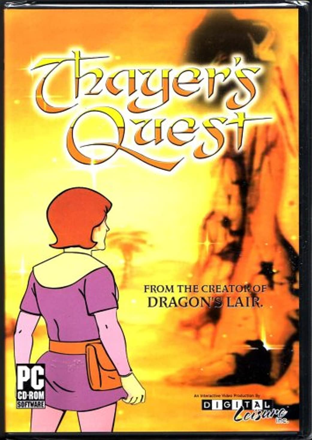 オプショナル純粋なあさりThayer's Quest (輸入版)