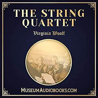 The String Quartet cover art