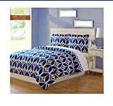 Colormate 3 Piece Comforter Set - Tulips King Size