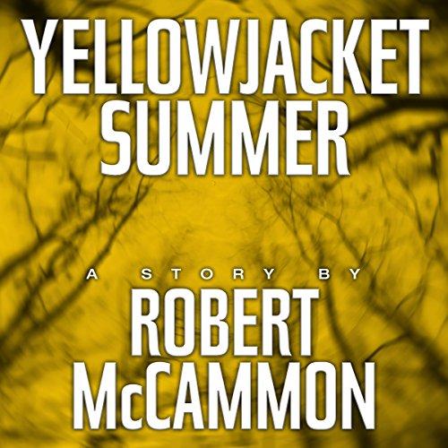 Yellowjacket Summer audiobook cover art