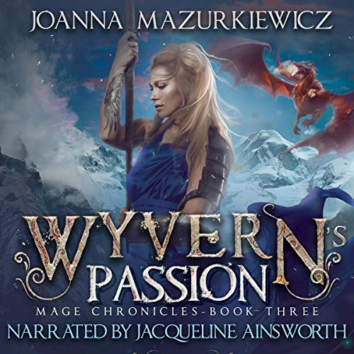 Wyvern's Passion Audiobook By Joanna Mazurkiewicz cover art