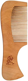 'Marching Knight' Wooden Comb (HA00029678)