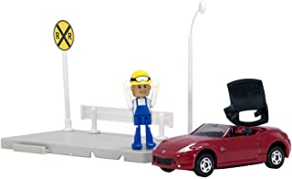 Tomica Hypercity Rescue World Rally Car - City Nissan Fairlady Z Roadster