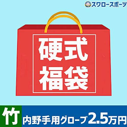 【竹】4.5〜6万円相当!スワロースポーツ 福袋 硬式 内野手用 内野手 グラブ グローブ FUKU-SW 12 -