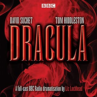 Dracula     Starring David Suchet and Tom Hiddleston              By:                                                                                                                                 Bram Stoker                               Narrated by:                                                                                                                                 David Suchet,                                                                                        Tom Hiddleston                      Length: 1 hr and 54 mins     8 ratings     Overall 4.6