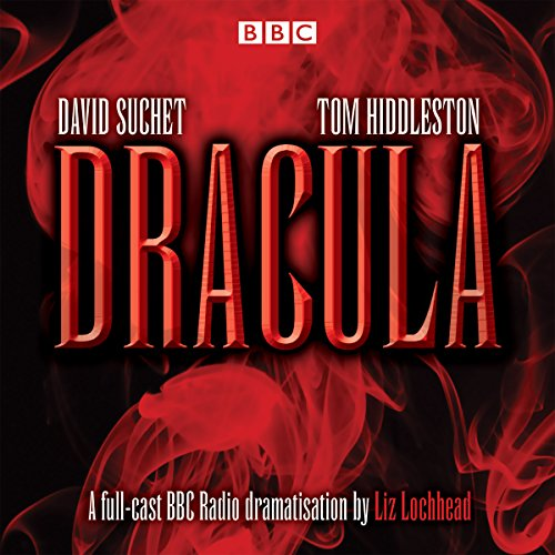Dracula     Starring David Suchet and Tom Hiddleston              By:                                                                                                                                 Bram Stoker                               Narrated by:                                                                                                                                 David Suchet,                                                                                        Tom Hiddleston                      Length: 1 hr and 54 mins     77 ratings     Overall 4.1