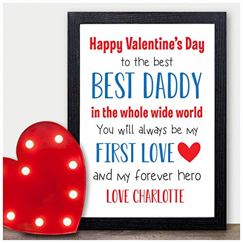 Happy Valentines Day Personalised Gifts...