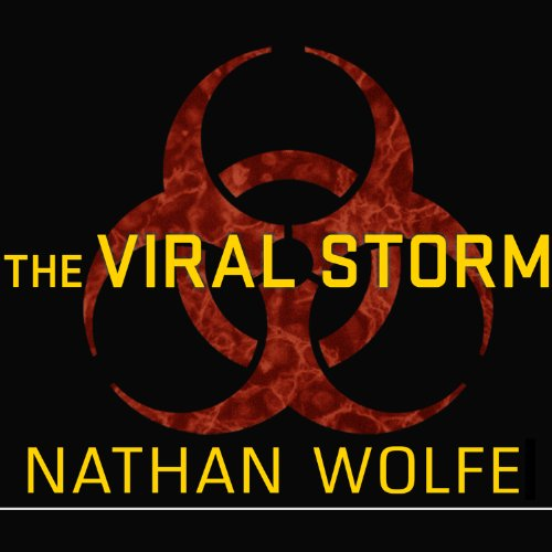 The Viral Storm audiobook cover art