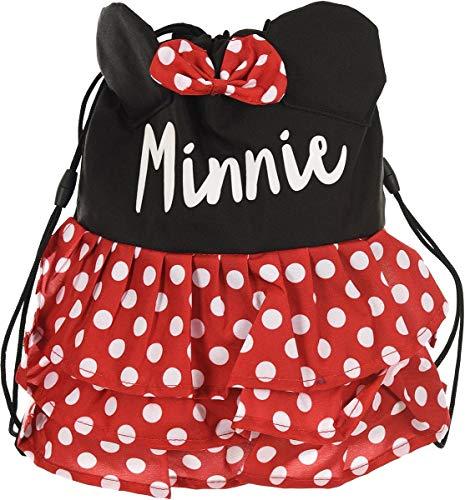 Disney Original Frozen 2 Minnie & Mickey Mouse Figuren Kinder Kordelzug Schwimmen Gym PE Training Schultasche