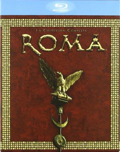 Roma La Serie Completa Blu-Ray Blu-ray