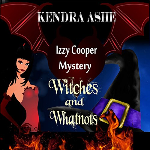 Witches and Whatnots audiobook cover art