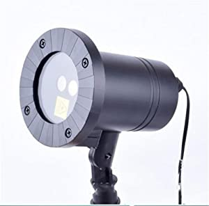 Xingyue Mythology Remote Control Projector Lamp Outdoor Waterproof Lawn Lamp Christmas Decoration Lamp Dance Lamp