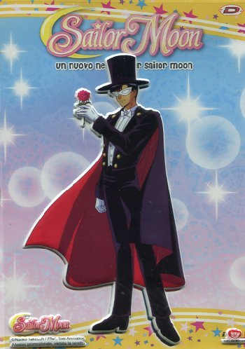 Sailor Moon - Un nuovo nemico per Sailor Moon(+gadget)Volume04Episodi13-16