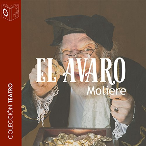 El avaro [The Miser] audiobook cover art