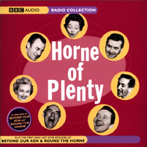 Horne of Plenty audiobook cover art