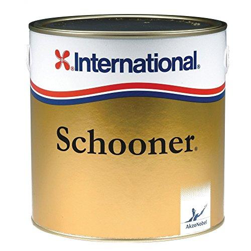 Hochglänzender Klarlack SCHOONER 0,75 L - INTERNATIONAL
