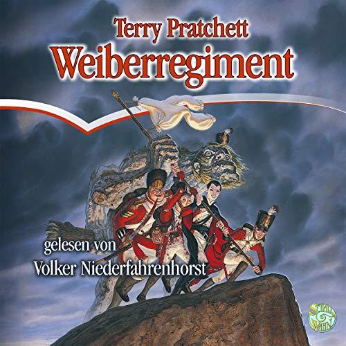 Weiberregiment     Ein Scheibenwelt-Roman              Autor:                                                                                                                                 Terry Pratchett                               Sprecher:                                                                                                                                 Volker Niederfahrenhorst                      Spieldauer: 15 Std. und 24 Min.     351 Bewertungen     Gesamt 4,8
