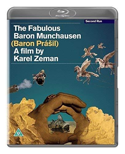 The Fabulous Baron Munchausen [Blu-ray]