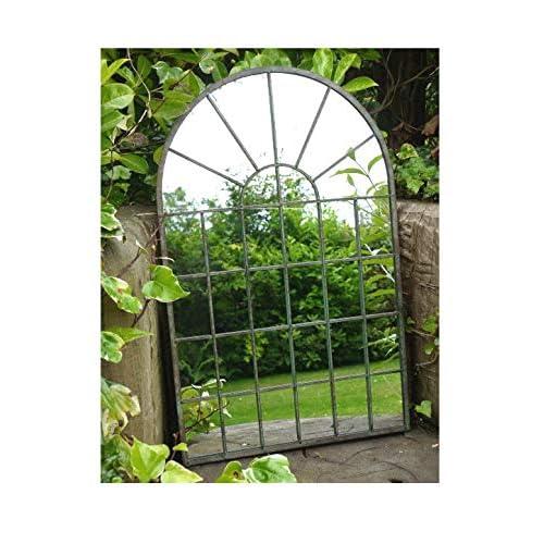 Large Garden Mirror Amazon Co Uk