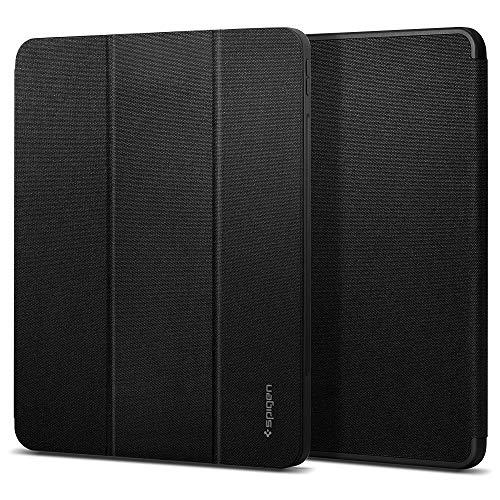 Spigen Urban Fit Compatibile con iPad PRO 12.9 Cover Custodia con Pencil Holder (2020/2018) - Nero