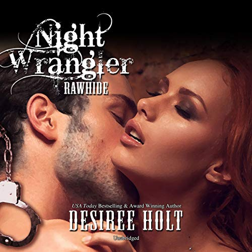 Night Wrangler audiobook cover art