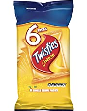 Twists Queso Pack de 6 114g