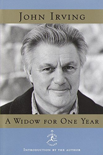 A Widow for One Year (Modern Library of the World's Best Books)