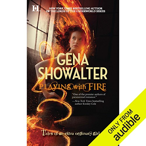 Playing with Fire                   Written by:                                                                                                                                 Gena Showalter                               Narrated by:                                                                                                                                 Jessica Almasy                      Length: 12 hrs and 30 mins     Not rated yet     Overall 0.0
