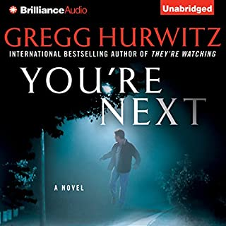 You're Next audiobook cover art