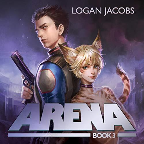 Arena, Book 3 cover art